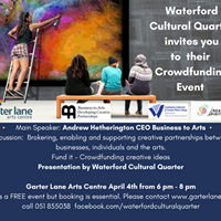 Crowdfunding Event