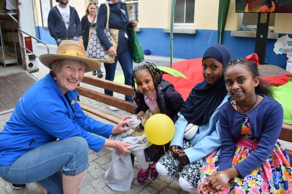 Africa Day in Waterford Cultural Quarter