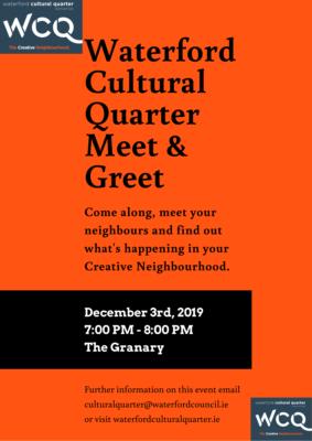 WCQ Meet & Greet