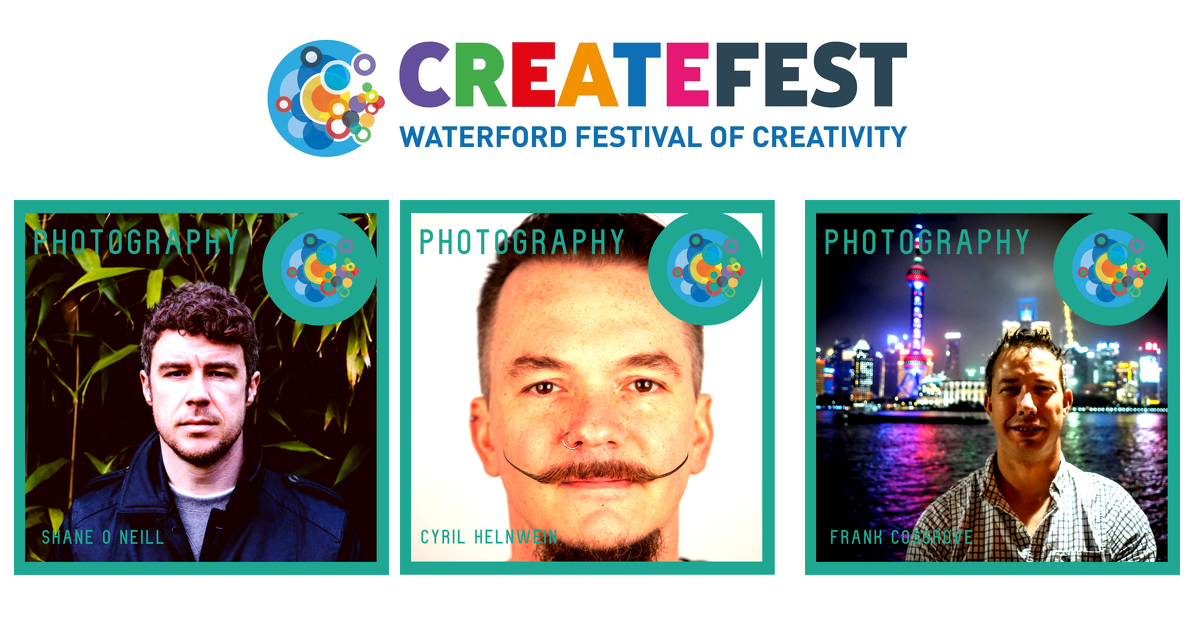 Photography CreateFest