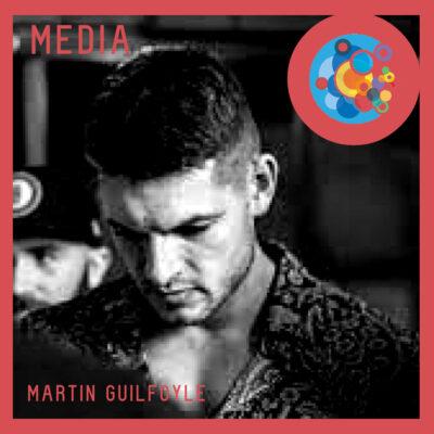 Martin Guilfoyle CreateFest